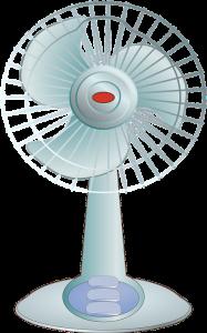 statief ventilator