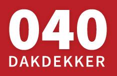 dakdekkersbedrijf Eindhoven